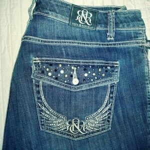 Jeans Rock Republic size 18 Short